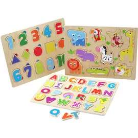 2 for £15 on Selected Chad Valley Mix And Match Games toys and Puzzles from Argos