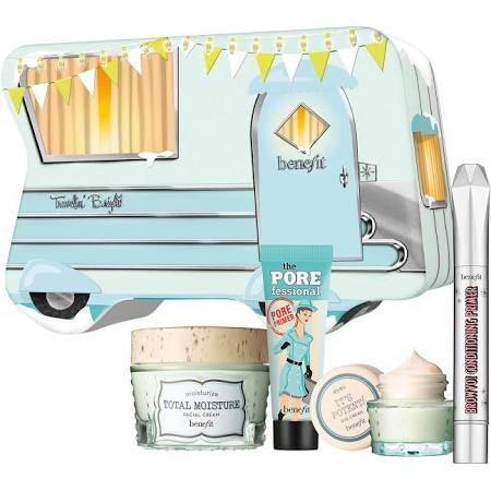 Benefit - Christmas Gift Set 'Travelin' Bright!' Brow and Skincare Set £26.33 Debenhams