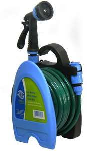 Mini Hose Reel with Hose Kit - 10m - £5.98 + Free Reserve & Collect @ Homebase