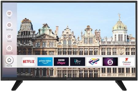 """(Vestel) Digihome 55UHDCNTDP 55"""" 4K Ultra HD Smart TV for £287.10 delivered using code @ Box"""