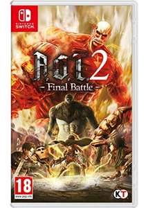 A.O.T.2 Final Battle (Nintendo Switch / PS4) - £20.99 delivered @ Base