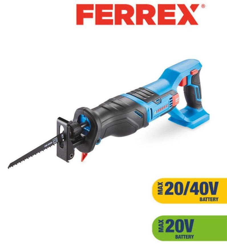 Ferrex 20V reciprocating saw £3.99 Aldi instore