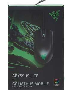 Razer Black Abyssus Lite Mobile Mouse & Pad £15.99 click and collect @ TK Maxx
