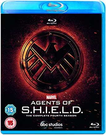 Marvel's Agents of S.H.I.E.L.D. Seasons 1,2,3,4- Blu-ray £11.89 each Prime (£14.88 non prime) @ amazon