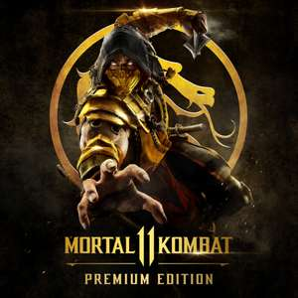 Mortal Kombat 11 Premium Edition £27.99 on psn store