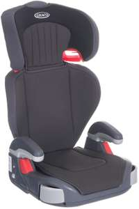 Graco Junior Maxi Lightweight Highback Booster Car Seat, Group 2/3, Midnight Black £25 at Sainsburys instore