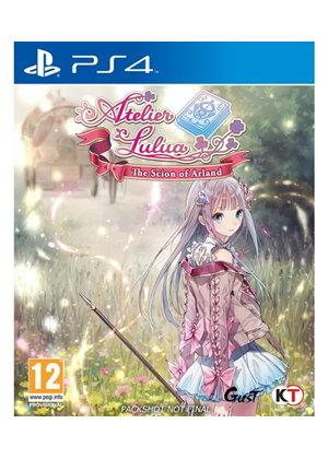 Atelier Lulua The Scion Of Arland (PS4) £18.19 Base.com