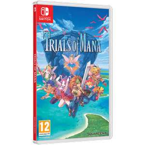 Trials of Mana (Nintendo Switch) £35.14 @ 365games.co.uk
