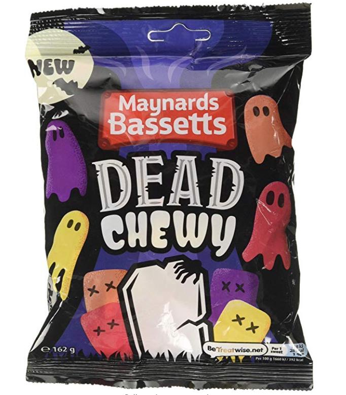 Dead Chewy sweets 49p (min order 6 pks) @ Amazon £2.94 prime / £7.43