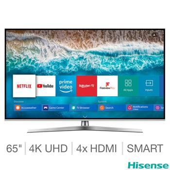 Hisense H65B7500UK 65 Inch 4K Ultra HD Smart TV £499.99 @ Costco