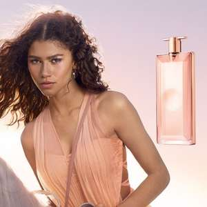 Lancôme Idole 75ml with free pouch and free delivery for £66.40 with code @ Fragrance shop