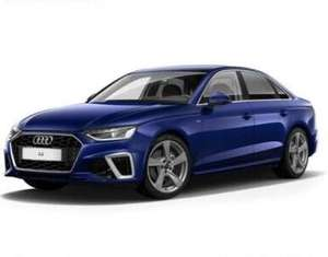 Audi A4 Saloon 35TFSI S tronic Black edition with comfort & sound pack 2 year lease total cost Inc vat £7473 (5000miles)at carleasing-online