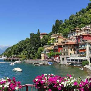7 Night Hotel Stay in Lake Como (Incl' Breakfast) £51.50p/p, £103 total (Including return flights from SEN or STN) @ Holiday Pirates
