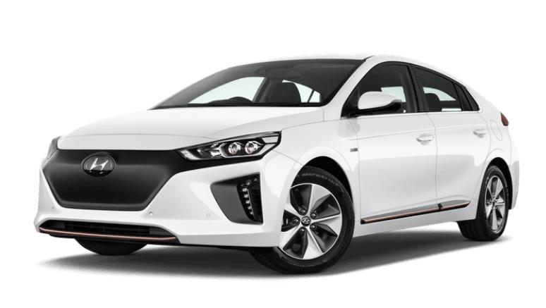 Hyundai Ioniq SE connect 24month 8kmpa £1115.94 initial rental £185.99 x 23 £199 processing fee £5592.71 @ Leasing options