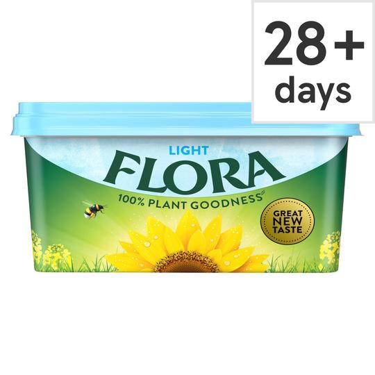 2 for 1 Flora Light 400g - £1 instore @ Heron Foods Leeds