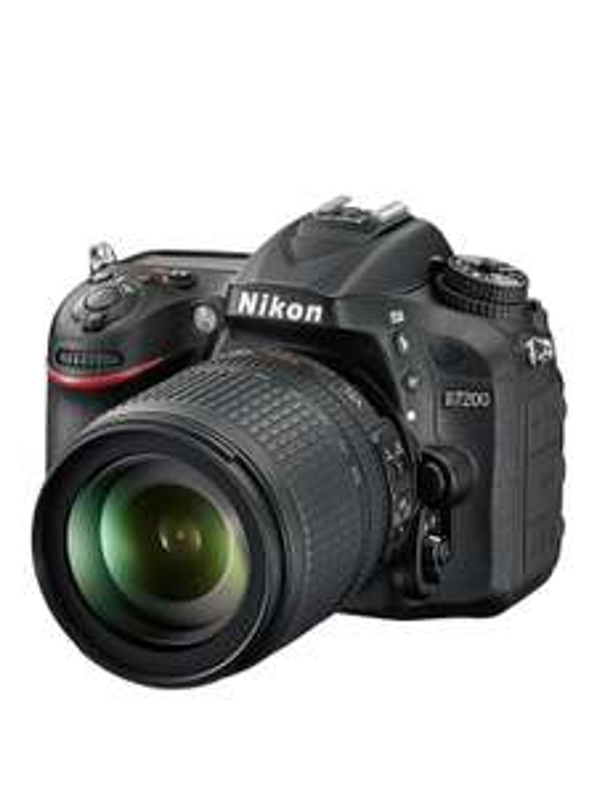 Nikon D7200 with 18-105mm lens - £579.99 @ Argos / eBay