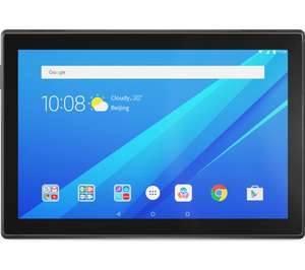 LENOVO Tab4 10 Tablet - 16 GB, Slate Black + 6 Months Spotify Premium £99.97 @ Currys PC World