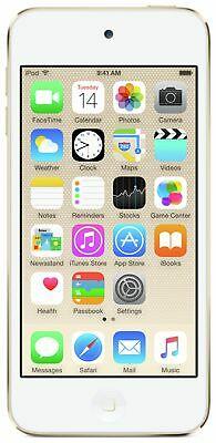 Apple iPod Touch 6th Generation 32GB/128GB - Gold/Grey £107.99/£130.99 at Argos/ebay