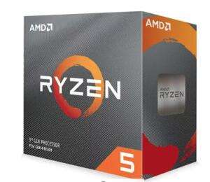 AMD Ryzen 5 3600 Processor (6C/12T, 35MB Cache, 4.2 GHz Max Boost) & Wraith Stealth Cooler + 3 Months game pass £158.99 Delivered @ Amazon