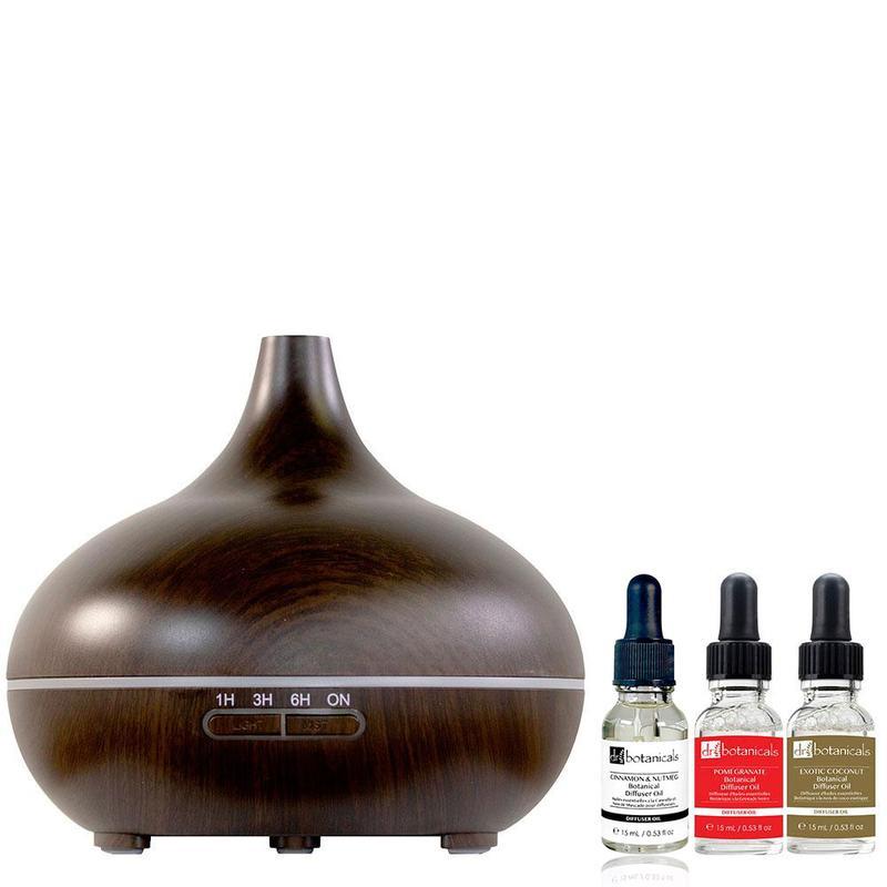 Scandinavian professional spa diffuser gift set (uk plug) £25.99 @ Dr botanicals