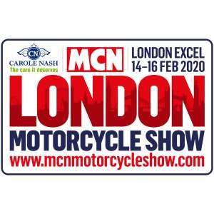 MCN London Motorcycle Show - 10% off pre-book tickets