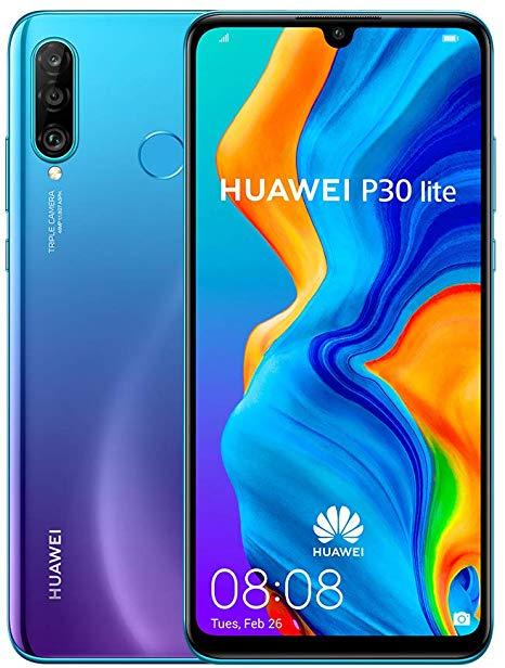 Huawei P30 Lite   Midnight Black   128GB £205 via O2 Airtime (Cancel contract)