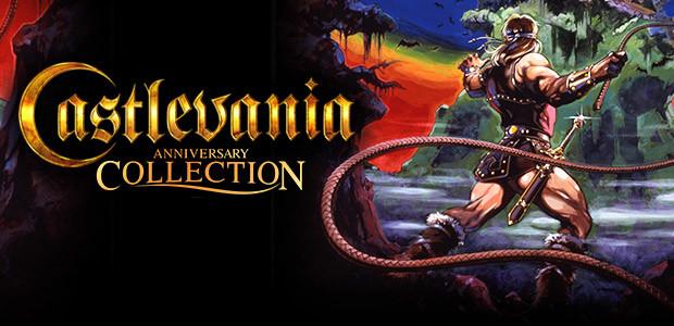 Castlevania Anniversary Collection £6.39 @ GamesPlanet (Steam key)