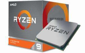 AMD Ryzen 9 3900X Processor (12C/24T, 70MB Cache, 4.6 GHz Max Boost) £438 - Dispatched from and sold by CPU-WORLD-UK LTD on Amazon
