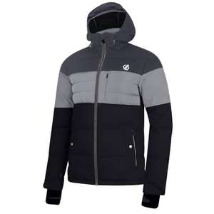 Dare2b Mens Connate Quilted Ski Jacket £75 / £50.67 via price match @ Go Outdoors