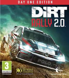 Dirt Rally 2.0 Day One Edition - with GAME Exclusive Opel Kadette DLC (PS4/Xbox one) £12.99 @ Game