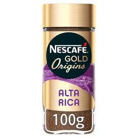100g Nescafe Alta Rica £2.50 @ Iceland
