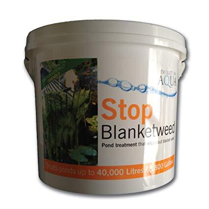 Evolution Aqua Stop Blanket Weed 4kg - £16.65 @ Amazon - Sold by Aquatics Discount / FBA (+£4.49 non-Prime)