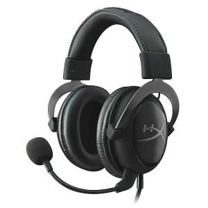 Kingston HyperX Cloud II 7.1 Gaming Headset - £62.99 Delivered with voucher code.