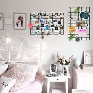Pack of 2 Wall Hanging Grid Panels - £5.99 delivered with code @ Roov