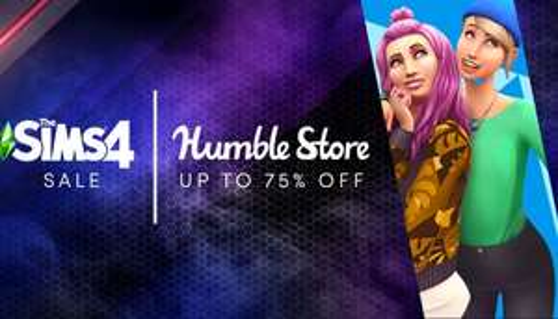 The Sims 4 Sale - £9.99 @ Humble Bundle