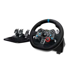 Logitech G29 Driving Force Racing Wheel and Floor Pedals now £140.26 delivered / £135.57 with fee free card at Amazon France