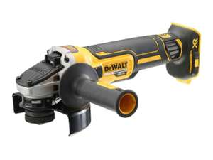 DeWalt DCG405N 18v XR Brushless 125mm Angle Grinder - BARE UNIT £125 @ FFX