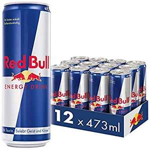 Red bull big size can 473ml - 12 Pack - £12.48 @ Amazon Prime (+£4.49 non-Prime)