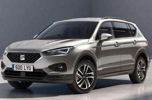 New SEAT Tarraco 1.5 TSI EVO 150bhp SE Technology 5dr Petrol 7 seater - £21,873 @ SG PETCH