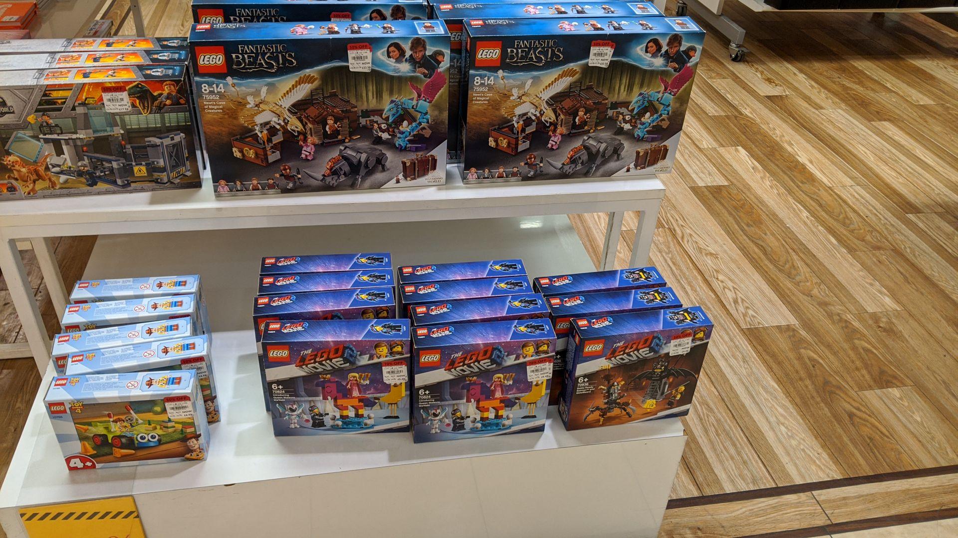 Various Lego Sets Reduced to 50% Instore @ Debenhams (Edinburgh)