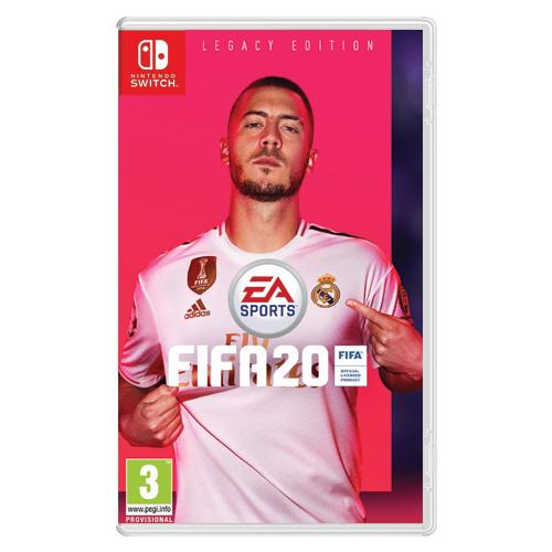 Fifa 2020 (Nintendo Switch) £24.99 @ Monster Shop