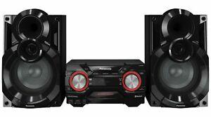 Panasonic SC-AKX400EBK High Power Mini Hi-Fi System £101.99 @ Argos / Ebay