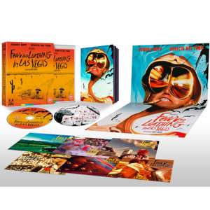 Fear and Loathing in Las Vegas (Limited Edition) Blu-ray (£22.49 using code ARROW or redcarpet gets 10% off)