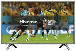 Hisense H49N5700 49 Inch 4K Ultra HD HDR Freeview Smart WiFi LED TV - Black £256.99 @ Argos / Ebay