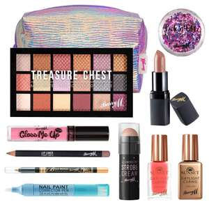 Barry M First Date Makeup Goody Bag £19.50 @ Barry M