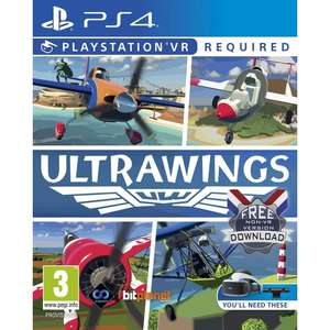 Ultrawings (PSVR) PS4 £9.95 @ The Game Collection