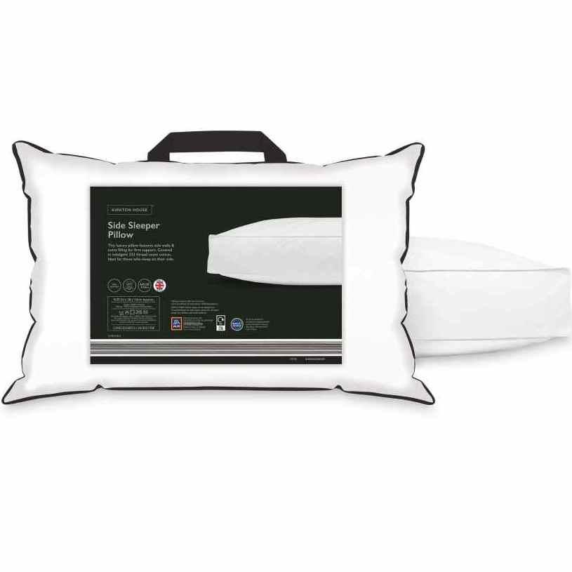Kirkton House Luxury Pillows (side sleeper, back sleep and ever full) £2.49 each instore @ Aldi Hall Green