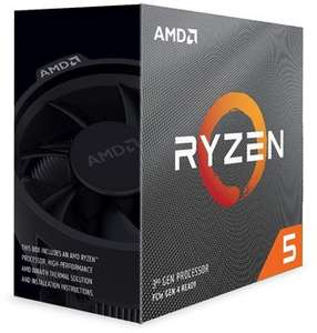 AMD Ryzen 5 3600 Processor (6C/12T, 35MB Cache, 4.2 GHz Max Boost) & Wraith Stealth Cooler + 3 Months game pass £159.99 Delivered @ Box