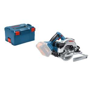 Bosch Professional GKS 18 V-57 G Cordless Circular Saw (Without Battery and Charger), L-Boxx £119.99 Amazon