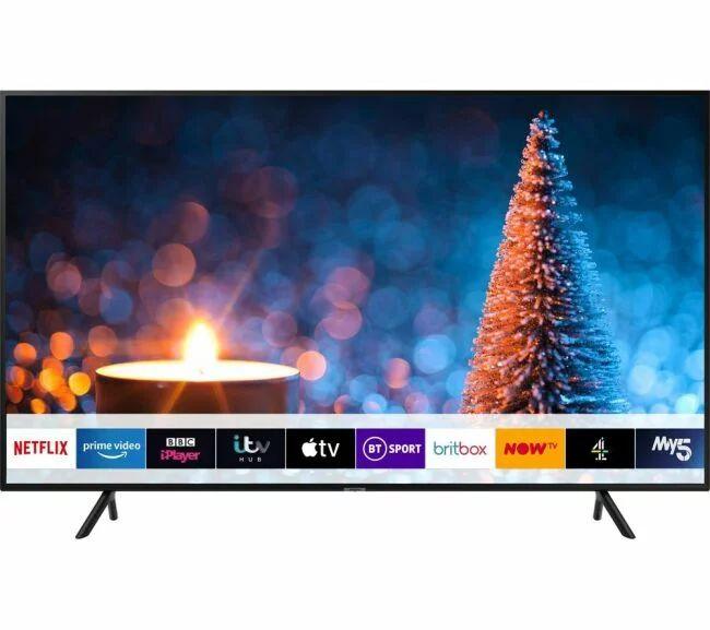 Samsung UE75RU7020 75 inch 4K Ultra HD HDR Smart LED TV with Apple TV App £709.60 Delivered @ Ebuyer